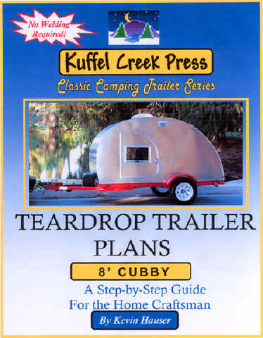 8 cubby plans teardrop trailer plans a step by step guide for the home craftsman