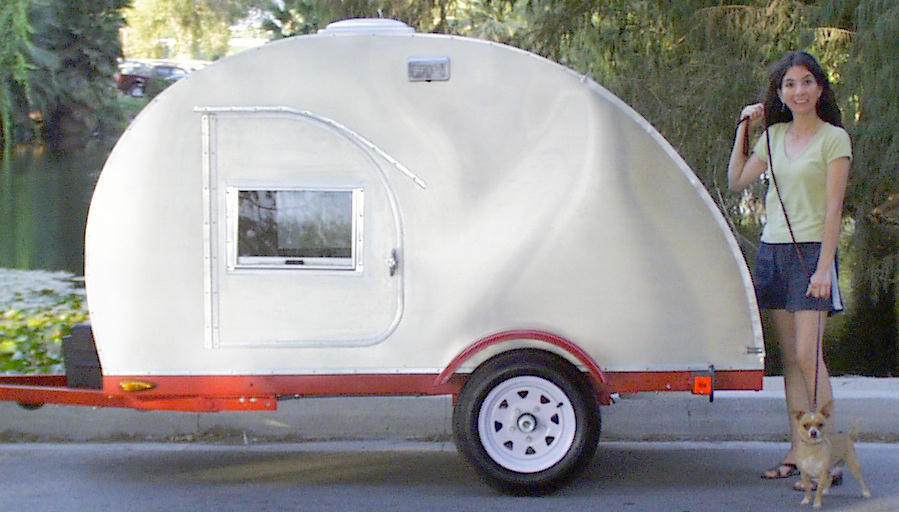 diy teardrop trailer harbor freight - DIY Campbellandkellarteam