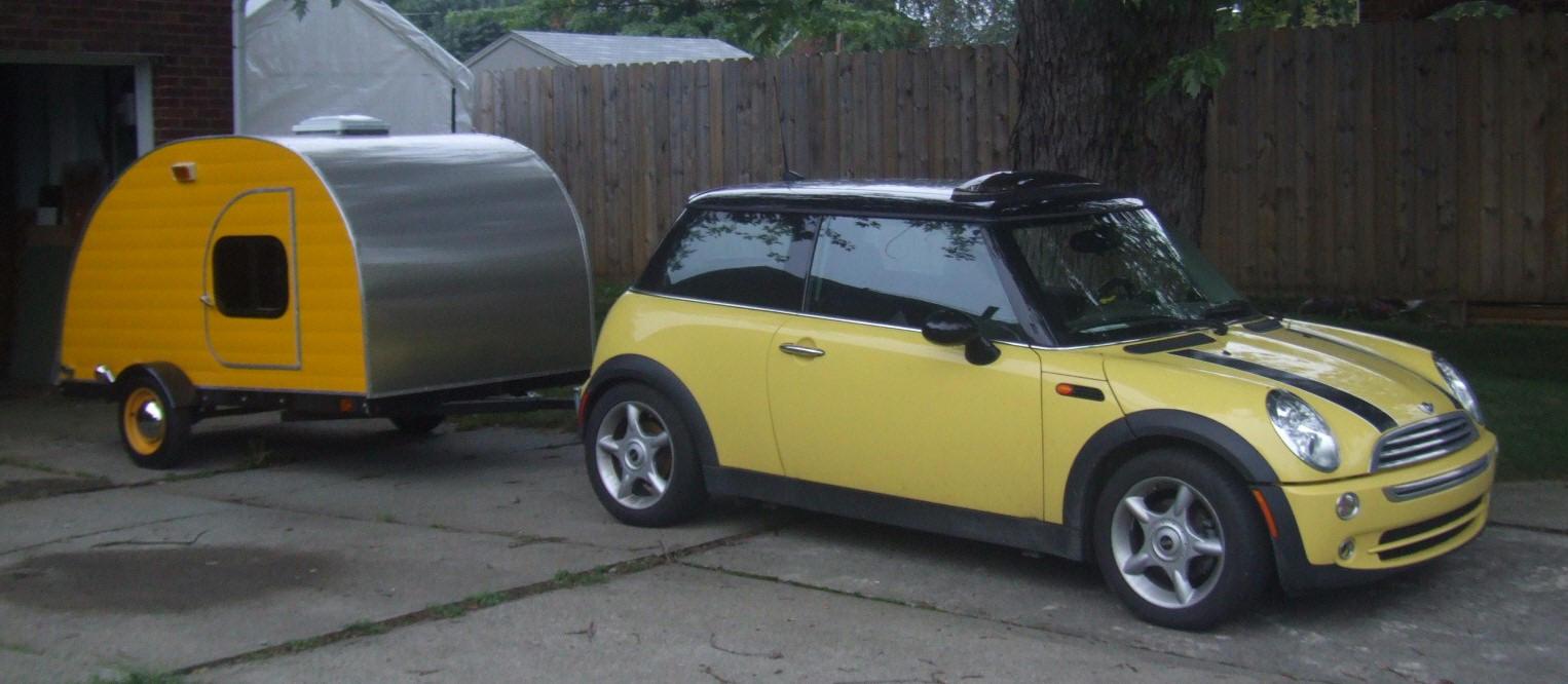 Camper For Mini Cooper Autos Post