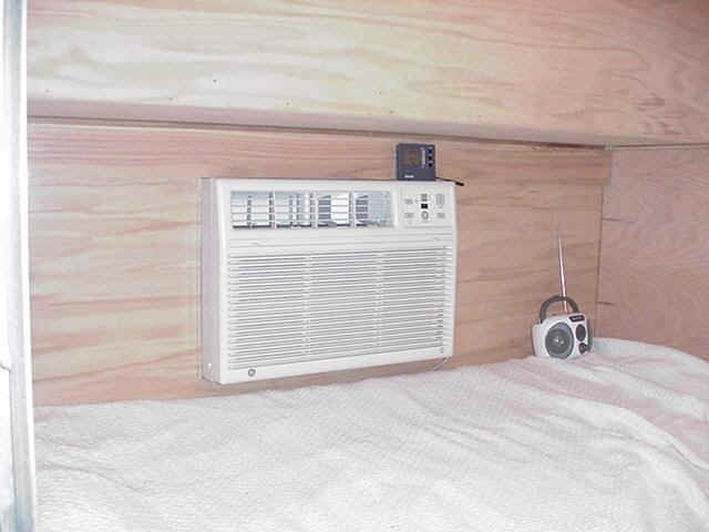 Galley Wall Air Conditioning